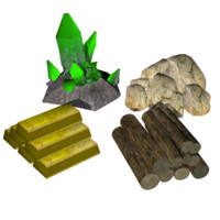 3ds max resource pack