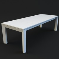 3d table varaschin model