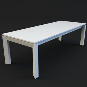 3d table varaschin model