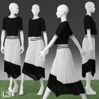max woman mannequin clothes