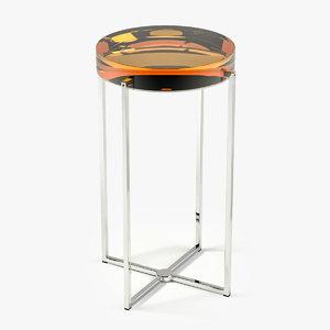 3d holly lens table