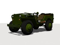 max jeep willys