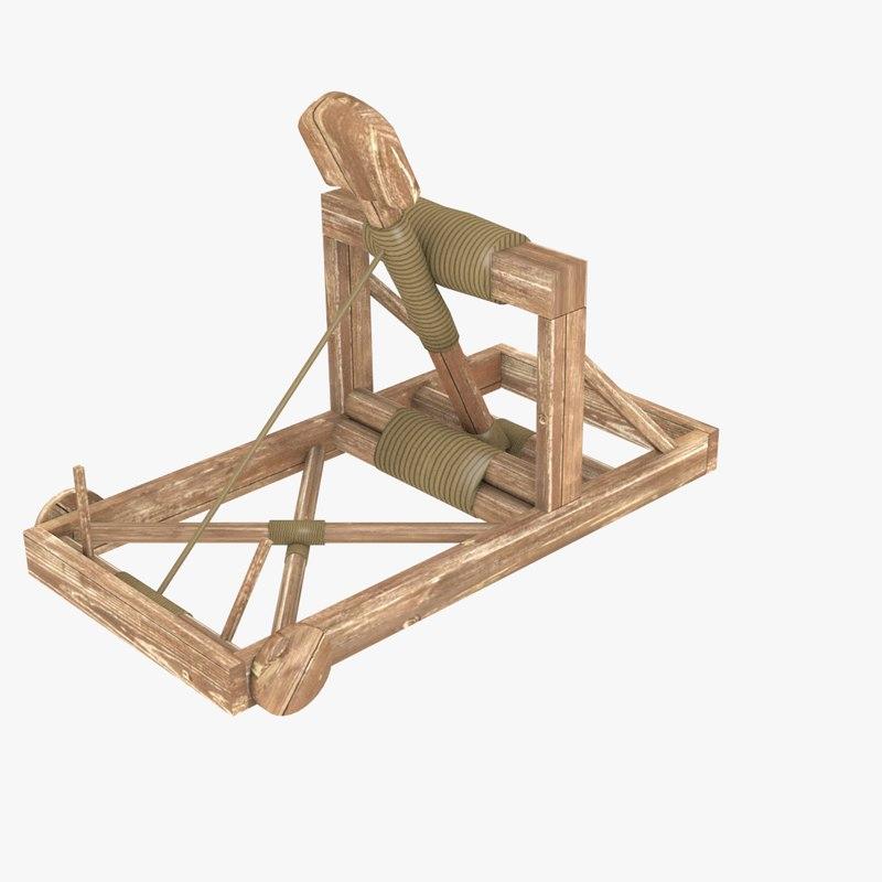 maya catapult