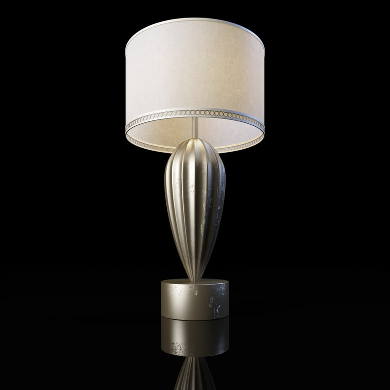 fine art lamps allegretto 3d model