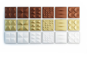 wallpanels wall 3d model
