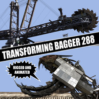 Transforming Bagger 288