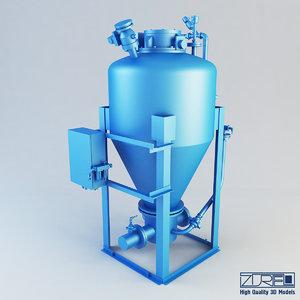 max slave conical pump
