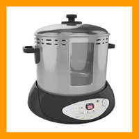 microwave pot 3d model