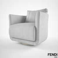 Fendi Casa Artu armchair