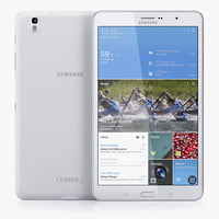 3d samsung galaxy tabpro 8 model