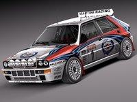 Lancia Delta HF Integrale Rally