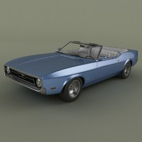 mustang convertible 1971 max