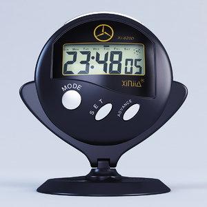 3d xinjia xj 620d model