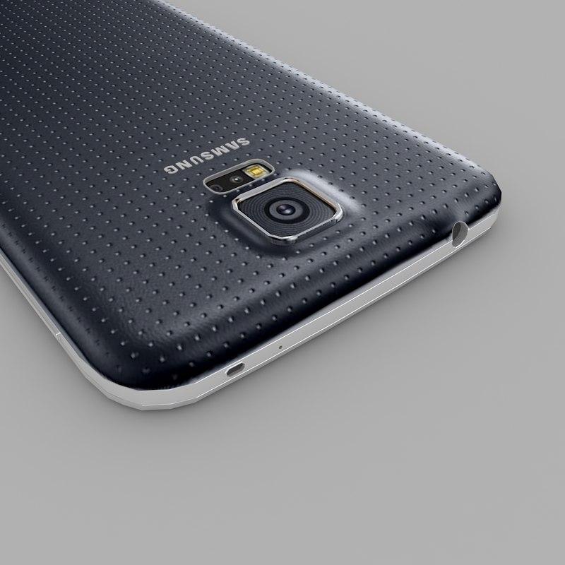 samsung galaxy s5 3d 3ds