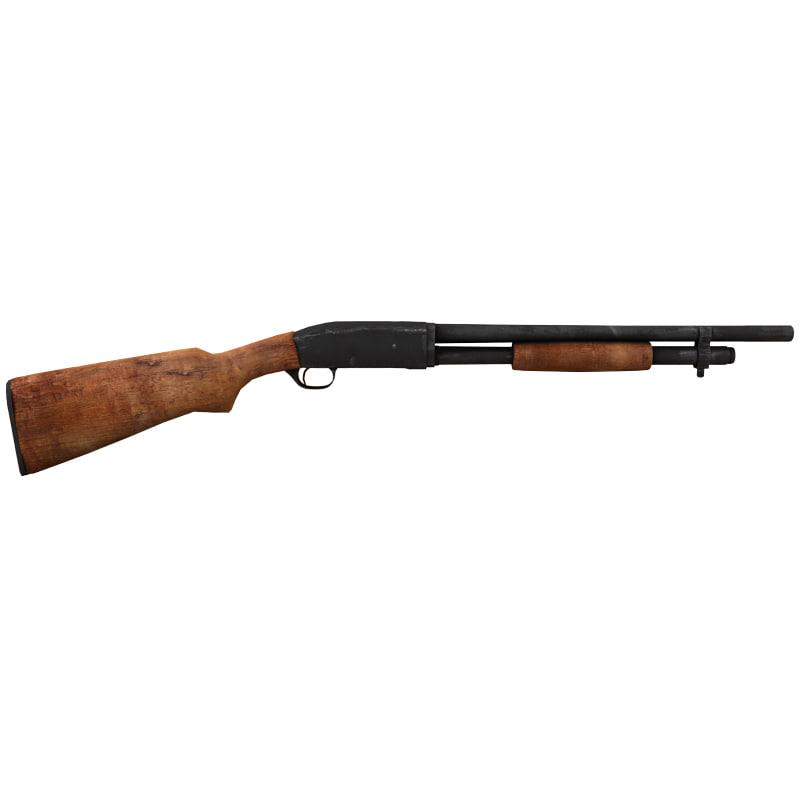 shotgun gun max