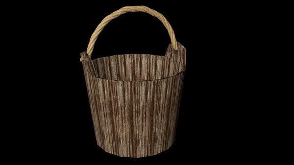 Free Bucket 3D Models for Download | TurboSquid