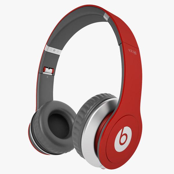 headphones monster beats 3d max