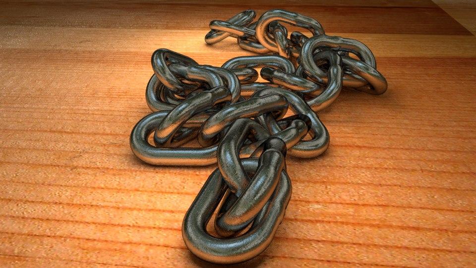 3dsmax chain