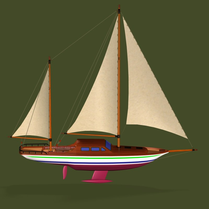 3ds pleasure yacht wc