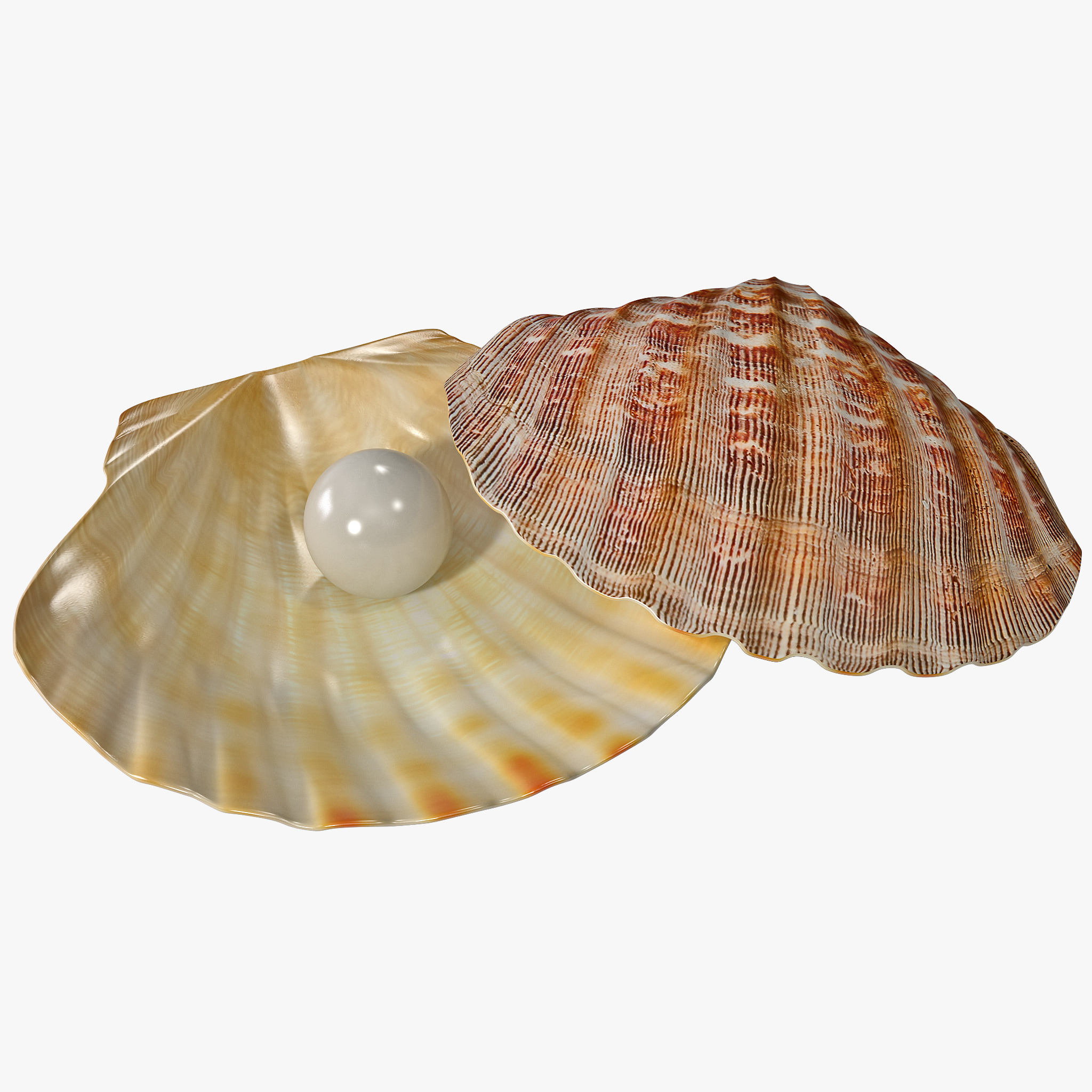 pearl shell 2 3d 3ds