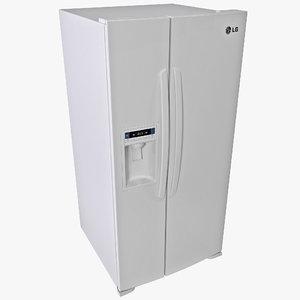 refrigerator lg max