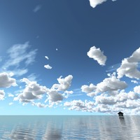 Sky 3D Day 029