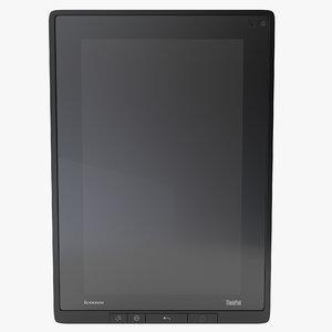 3dsmax tablet lenovo thinkpad