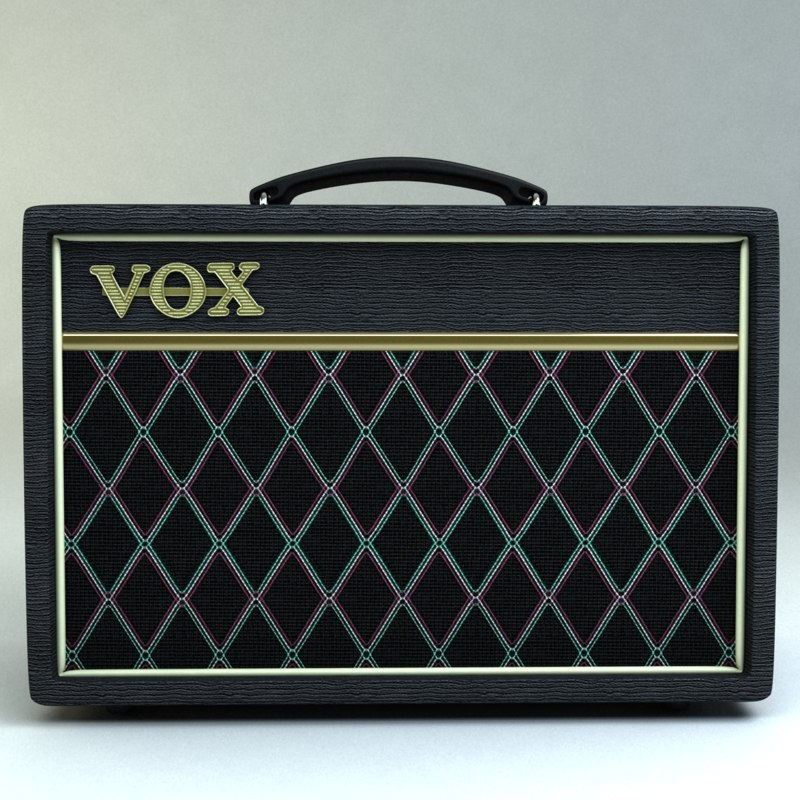 vox pathfinder bass amp 3ds