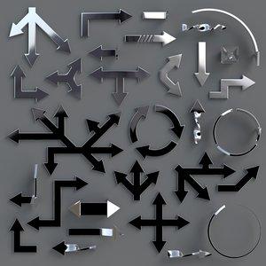max arrows