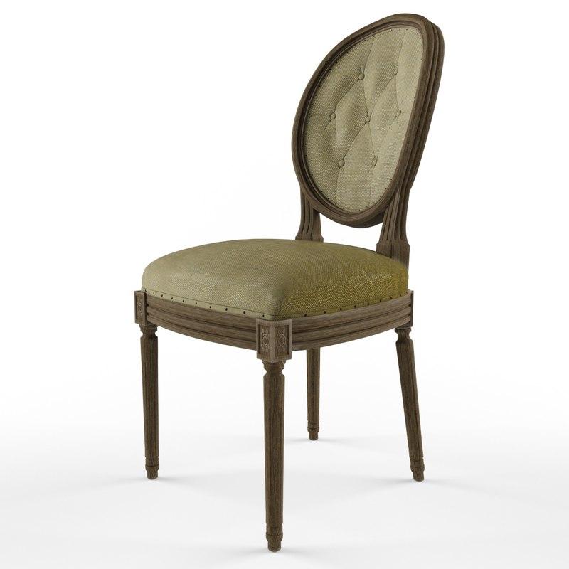 vintage chair max