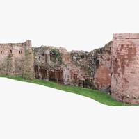 max heidelberg castle wall medieval