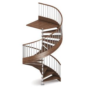 wood wooden spiral max