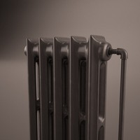 Vintage Hot Water Home Radiator