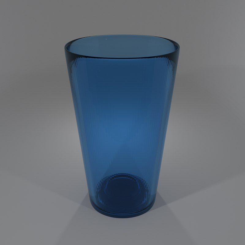 obj glass cup