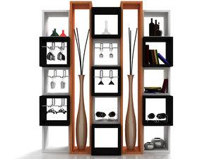 decorative shelves max
