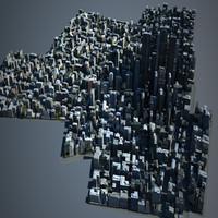 cityscape scene max