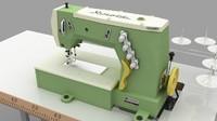 covering stitch machine