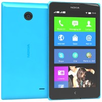 3ds max nokia x blue