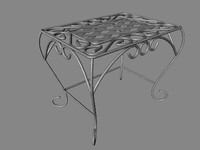 Decorative Table Stand