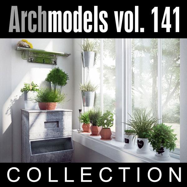 max archmodels vol 141