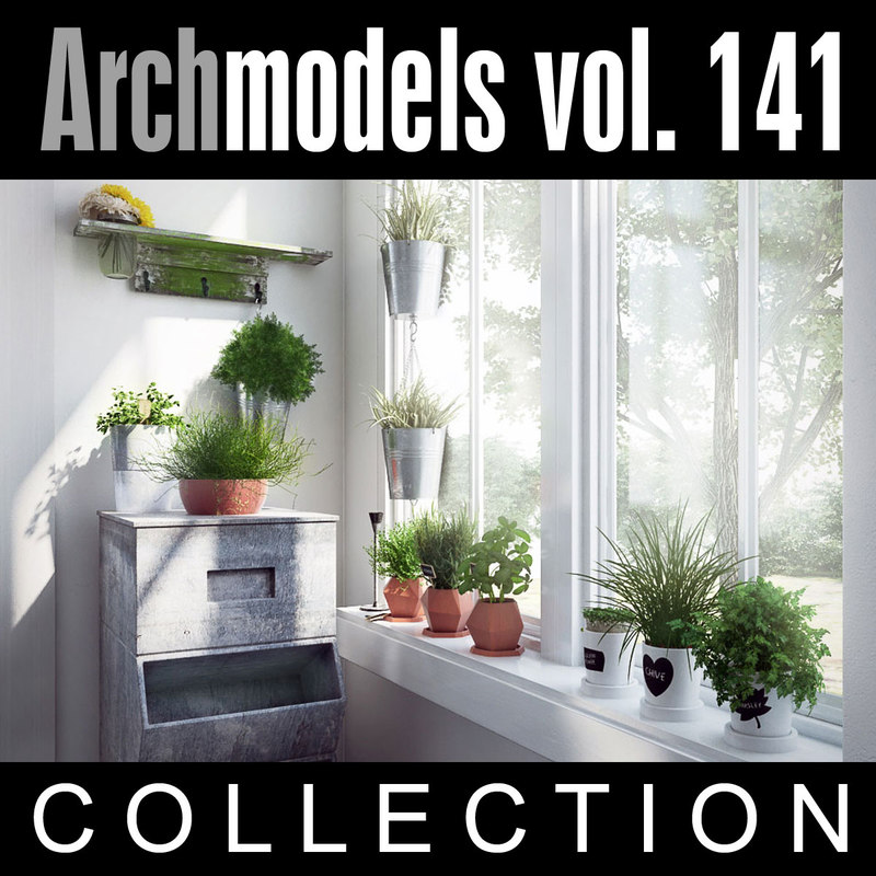 max archmodels vol 141