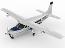 Cessna 208 3D models