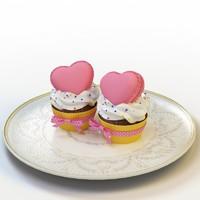 3d cupcake 30