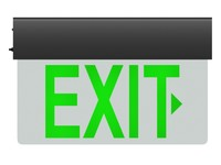 Glass Exit Sign v.2