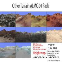 terrain almc-01 pack max