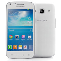 3d model samsung galaxy core white