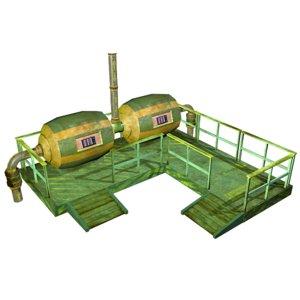3d model platform