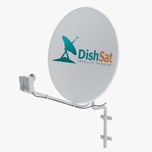 obj satellite receiver