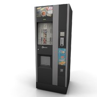 vending machine 3d 3ds