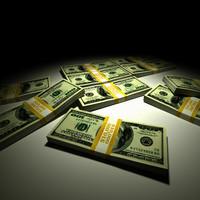 money 10 000 value 3d 3ds